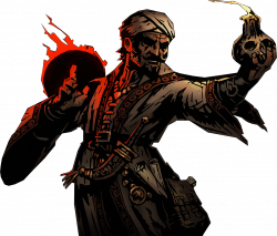Occultist is the Darkest Dungeons sorceror - Occultist | Game mechanics - Hero classes - Darkest Dungeon Game Guide & Walkthrough