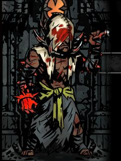 The Flagellant is a new character class introduced by the Crimson Court DLC - Character class - the Flagellant | Game mechanics | The Crimson Court - Game mechanics - Darkest Dungeon Game Guide & Walkthrough
