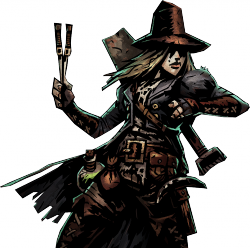 Grave Robber is a class of a high mobility - Grave Robber | Game mechanics - Hero classes - Darkest Dungeon Game Guide & Walkthrough