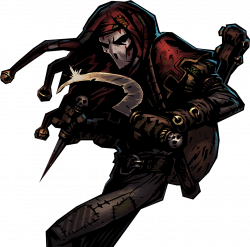 True master of relaxing melodies and slicing through the enemies flesh - Jester | Game mechanics - Hero classes - Darkest Dungeon Game Guide & Walkthrough
