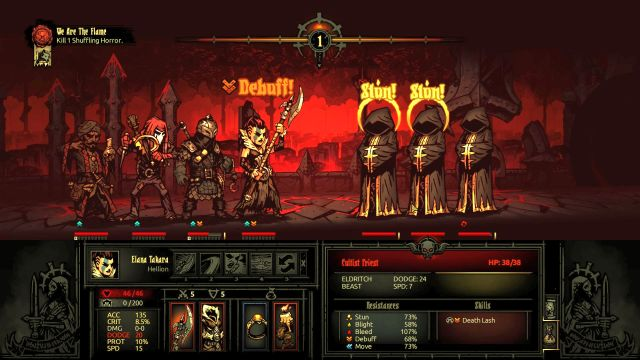 a un precio razonable venta usa en línea barato para la venta We Are the Flame | Walkthrough - Darkest Dungeon location ...