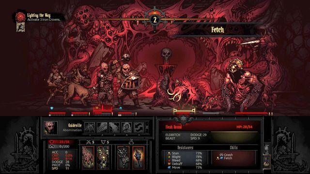 Darkest dungeon boss guide   darkest dungeon.
