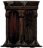 Confession Booth - Ruins | Curio - Curio - Darkest Dungeon Game Guide & Walkthrough