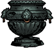 Decorative Urn - Ruins | Curio - Curio - Darkest Dungeon Game Guide & Walkthrough