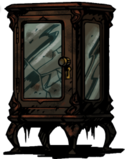 Locked Display Cabinet - Ruins | Curio - Curio - Darkest Dungeon Game Guide & Walkthrough