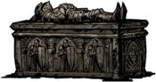 Sarcophagus - Ruins | Curio - Curio - Darkest Dungeon Game Guide & Walkthrough