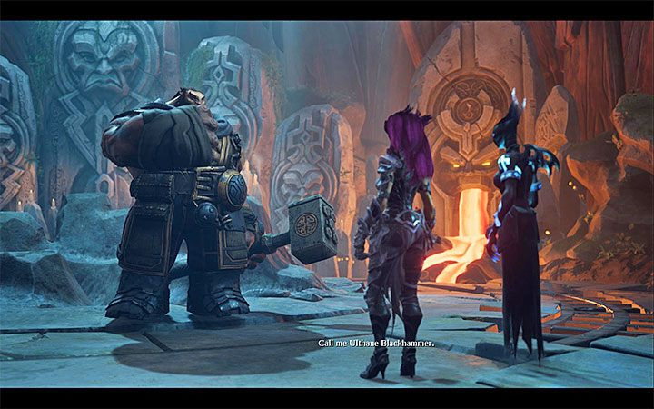Why can't I use the Maker's Forge in Darksiders 3