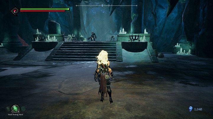 Forgotten Lake | Darksiders 3 Walkthrough - Darksiders 3