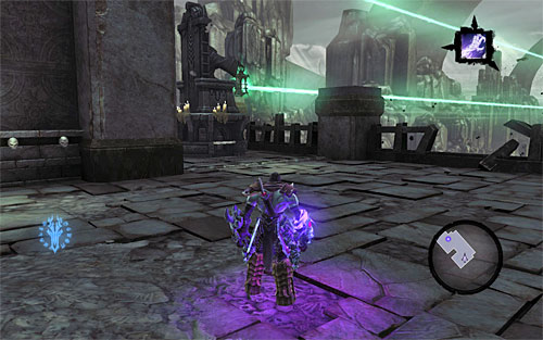 5 - Resistance Stonebites locations - The Kingdom of the Dead - Sticks and Stones - Darksiders II - Game Guide and Walkthrough