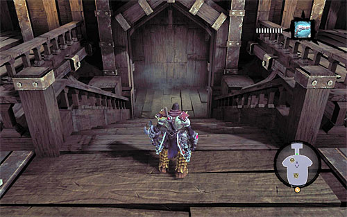 4 - Resistance Stonebites locations - The Kingdom of the Dead - Sticks and Stones - Darksiders II - Game Guide and Walkthrough