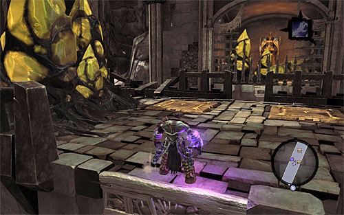 3 - Resistance Stonebites locations - The Kingdom of the Dead - Sticks and Stones - Darksiders II - Game Guide and Walkthrough