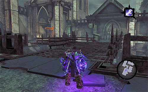 8 - Power Stonebites locations - The Kingdom of the Dead - Sticks and Stones - Darksiders II - Game Guide and Walkthrough