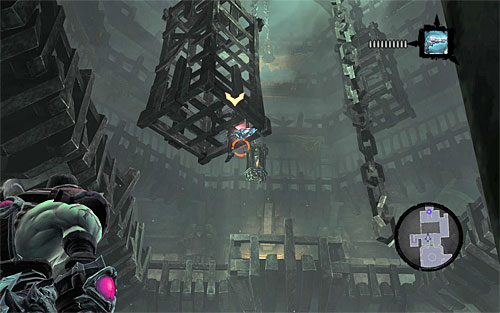 7 - Power Stonebites locations - The Kingdom of the Dead - Sticks and Stones - Darksiders II - Game Guide and Walkthrough