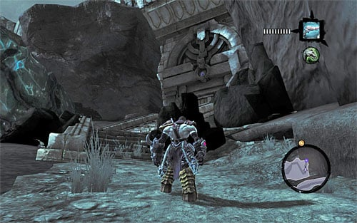 3 - Power Stonebites locations - Forge Lands - Sticks and Stones - Darksiders II - Game Guide and Walkthrough