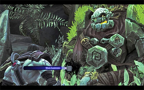 Darksiders 2 how to get stone of power