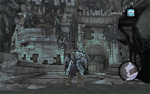 1 - Shattered Forge - Additional Locations - Darksiders II - Game Guide and Walkthrough