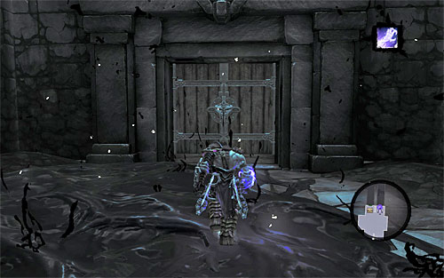 Further way shouldn't give you any more trouble, though you'll have to let go of some edges in order to land on the lower ones - Shattered Forge - Additional Locations - Darksiders II - Game Guide and Walkthrough