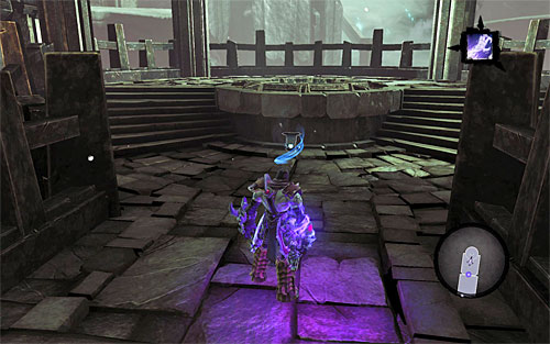 1 - Soul Arbiter's Scrolls locations - The Kingdom of the Dead - The Chancellor's Quarry - Darksiders II - Game Guide and Walkthrough