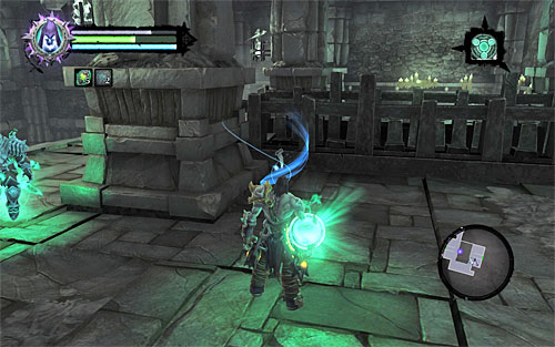 12 - Soul Arbiter's Scrolls locations - The Kingdom of the Dead - The Chancellor's Quarry - Darksiders II - Game Guide and Walkthrough