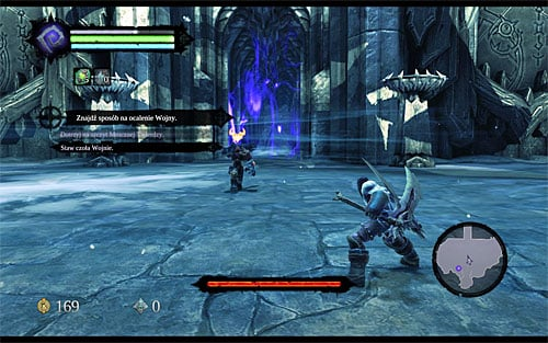 Boss 2 - War | Find a Way to Save War - Darksiders 2 Game