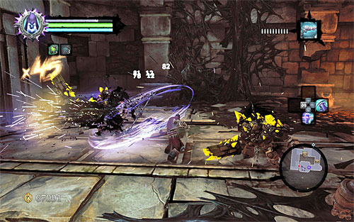 5 - Wake up the Keeper (1) - The Heart of the Mountain - Darksiders II - Game Guide and Walkthrough