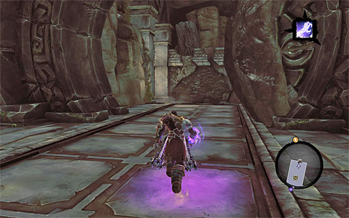 1 - Find the Keeper - The Heart of the Mountain - Darksiders II - Game Guide and Walkthrough