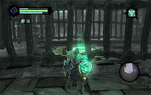 1 - Finishing the quest - Judicator - Darksiders II - Game Guide and Walkthrough
