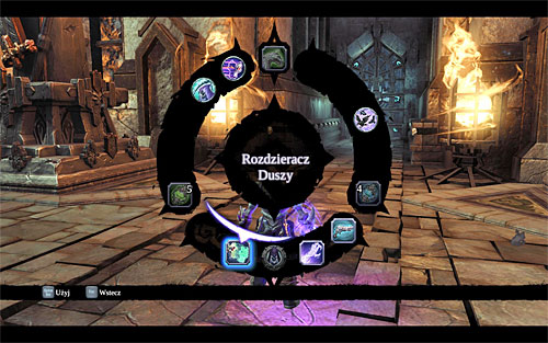As soon as your meeting with the Lord of Bones finishes, youre automatically transported into the location [City of the Dead] - Go to The City of the Dead - The City of the Dead - Darksiders II - Game Guide and Walkthrough