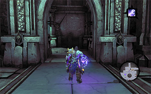 The location you have just entered is the central part of the city of the dead - Explore the City of the Dead - beginning - The City of the Dead - Darksiders II - Game Guide and Walkthrough