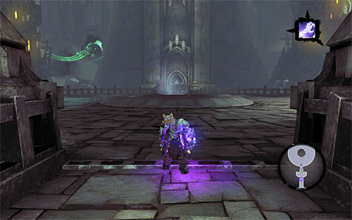 Keep going north - Explore the City of the Dead - end - The City of the Dead - Darksiders II - Game Guide and Walkthrough