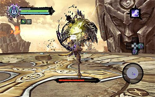 Darksiders Archon Boss 18 - Archon   Sta...
