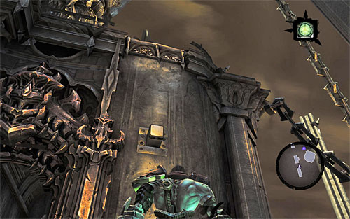 1 - Find Samael - end - The Lord of the Black Stone - Darksiders II - Game Guide and Walkthrough