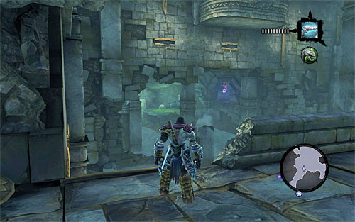 1 - Weeping Crag - Additional Locations - Darksiders II - Game Guide and Walkthrough
