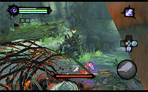 4 - Weeping Crag - Additional Locations - Darksiders II - Game Guide and Walkthrough