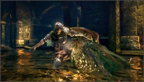 Dingy Set - it is a set with great resistance against curses, which can be collected after death of Fire Keeper in Firelink Shrine (dumb woman in the cell) - Best weapons, shield and armors - Equipment - Dark Souls - Game Guide and Walkthrough