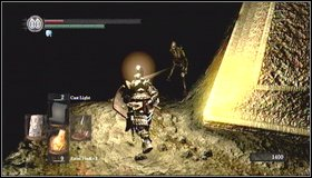 dark souls how to leave tomb of giants