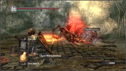 1 - Chaos Witch Quelaag - How to kill a boss - Dark Souls - Game Guide and Walkthrough