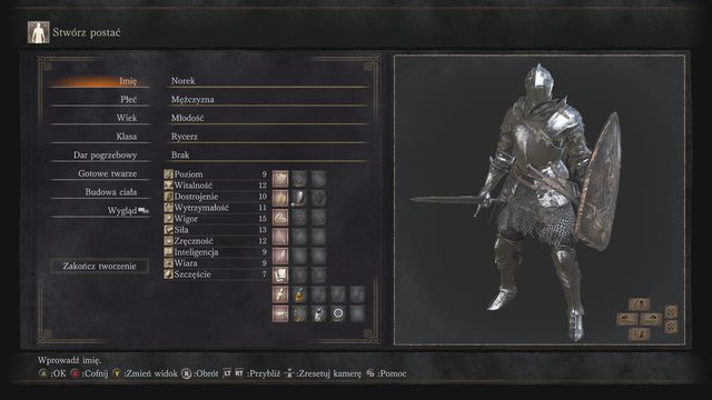 Which character class should I choose? - Dark Souls III Game Guide ...