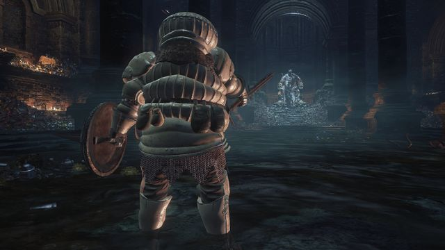 Siegward Of Catarina Dark Souls Iii Game Guide Amp Walkthrough Gamepressure Com