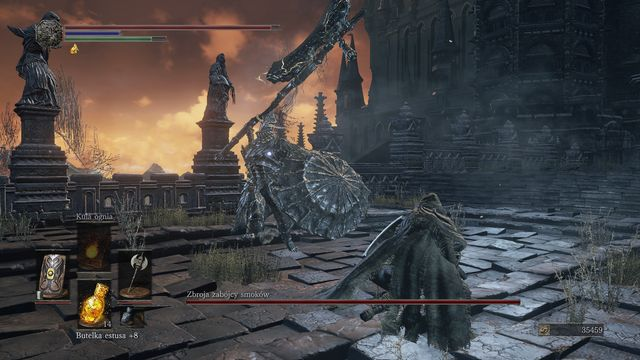 Dragonslayer Armour - Dark Souls III Game Guide