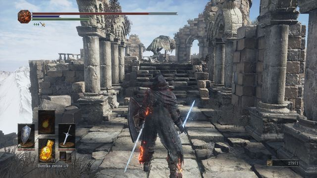 Archdragon Peak - Dark Souls III Game Guide & Walkthrough