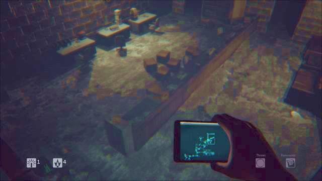 Armazém na passagem entre os níveis - no jogo dicas - Daylight - Guia de jogo e passo a passo