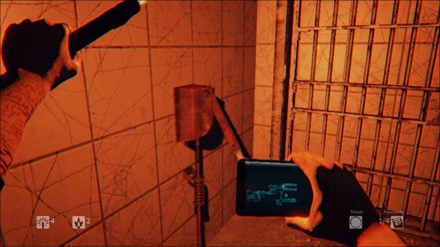 Lever abrir as celas de prisão - Nível 2 - Prisão - Storyline - Daylight - Guia de jogo e passo a passo