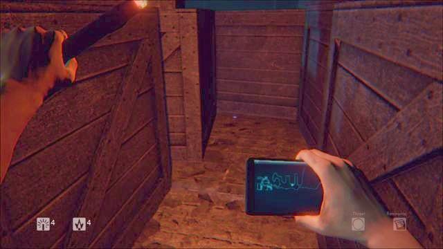 Segredo entre baús - Nível 3 - Esgotos - Storyline - Daylight - Guia de jogo e passo a passo