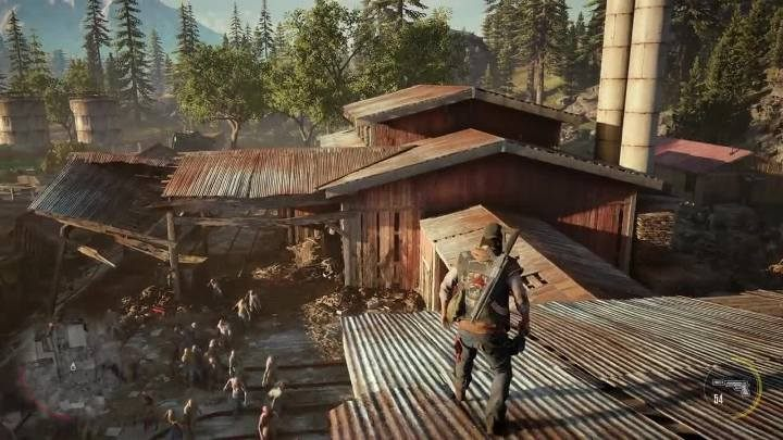 Days Gone is a production intended only for one player - Days Gone Guide