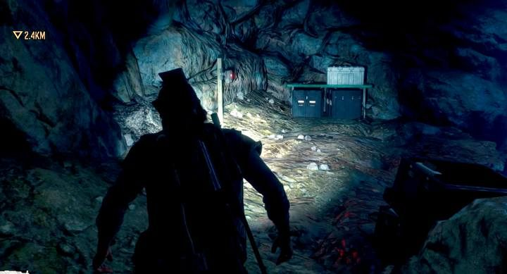 Research sites with syringes and recordings are often found in caves. - Type of activities in Days Gone - World Atlas - Days Gone Guide