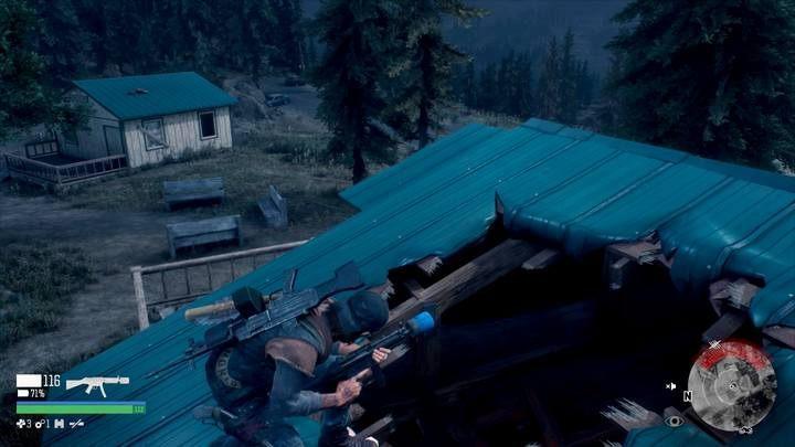 Go to the indicated camp to the west - Bounty Hunter | Days Gone Walkthrough - Main storyline - Days Gone Guide