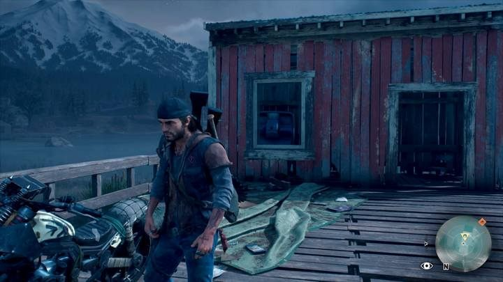 Head north to Iron Mikes camp and prepare your motorcycle for a chase - Bounty Hunter | Days Gone Walkthrough - Main storyline - Days Gone Guide