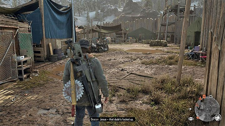 The encampments found in Days Gone are unique locations on the map - General information about the encampments in Days Gone - Encampments - Days Gone Guide