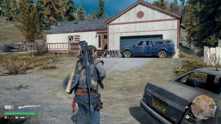 When you finish the prologue at Mikes camp in Lost Lake, Weve Done Things (Hes My Brother), you will get information that Lisa is missing again - Youre Safe Now | Days Gone Walkthrough - Main storyline - Days Gone Guide